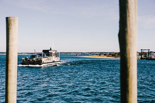 Chappy Ferry BW