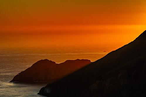 Point Diablo Sunset 2