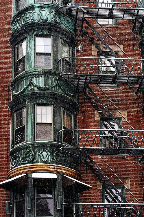 Little Italy. Color