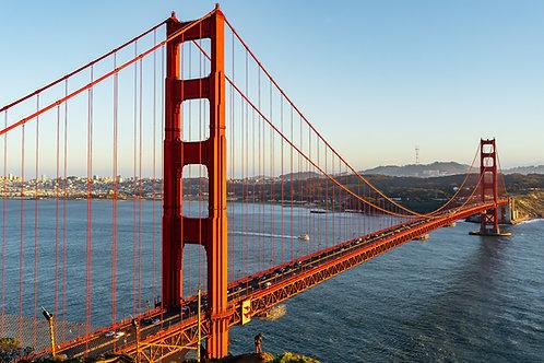 Golden Gate Bridge - Panorama