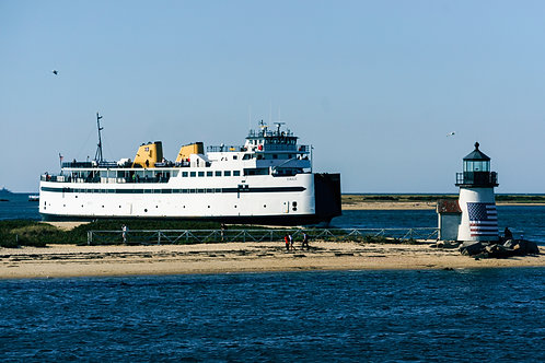 The Ferry at the Harbor