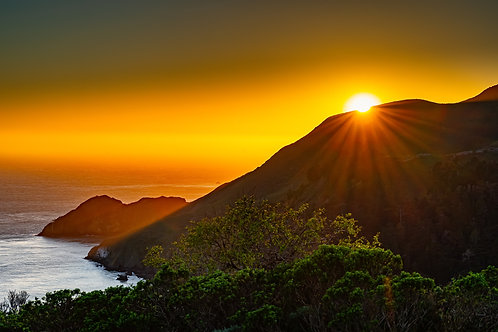 Point Diablo Sunset 3