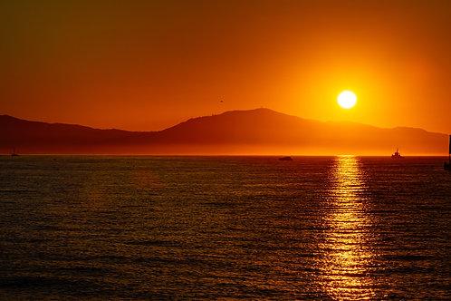 Montecito Sunrise 2