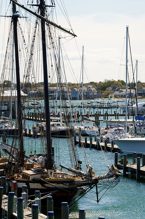 The Bay of Nantucket
