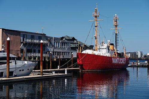 The Wharf & Nantucket