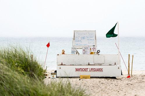 Sconset Beach Lifeguards