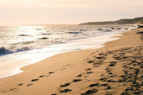 Golden Sands of Lucy Vincent Beach