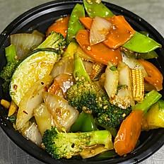 Szechuan Vegetables (spicy)