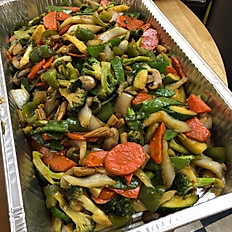 Beef with Mixed Vegetables