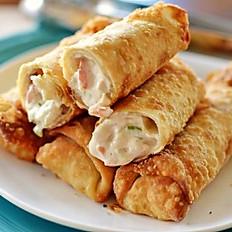 Cream Cheese Eggrolls