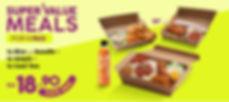 Santan - Value Meal - Bundle For 1 - Kio