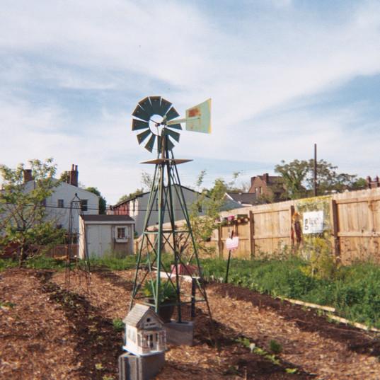 The Windmill Weathervane