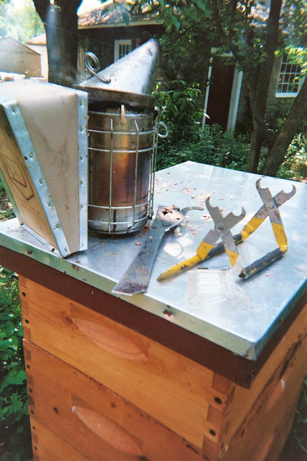 Bee Tools of the Trade