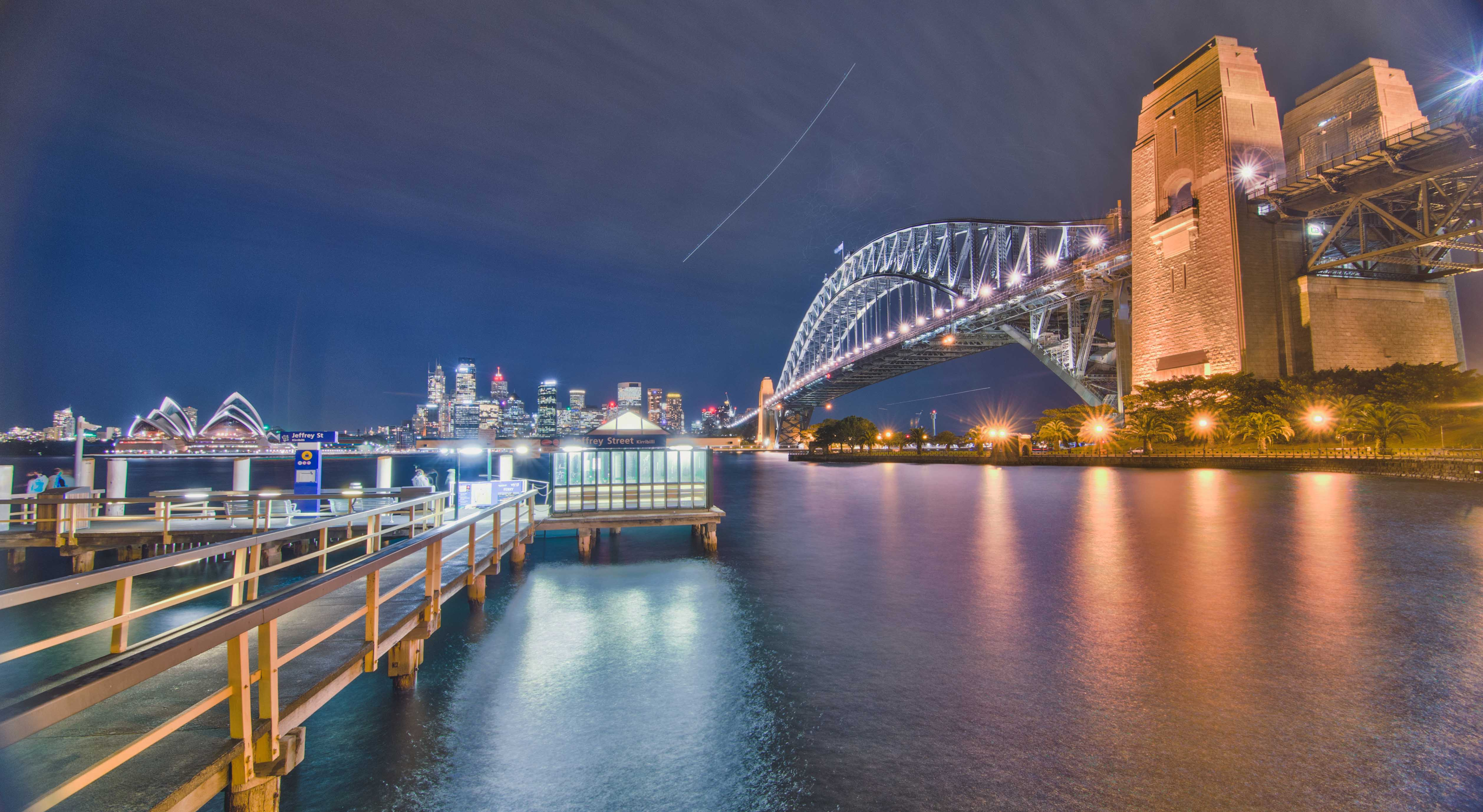 Sydney Harbour bridge 2014