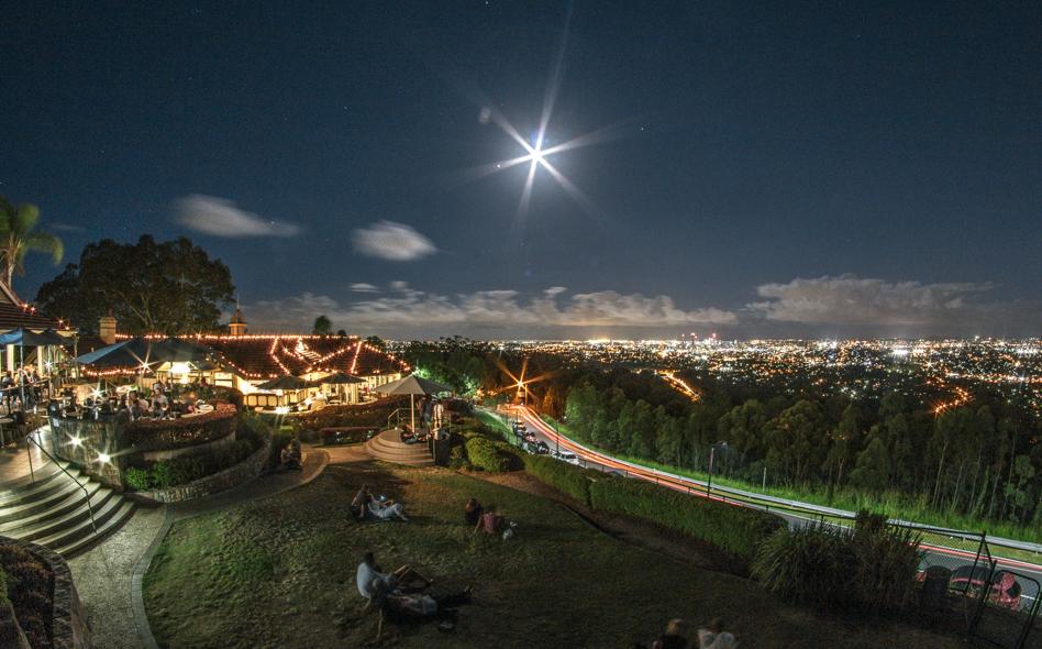 Mount Coot-tha - Brisbane 2014