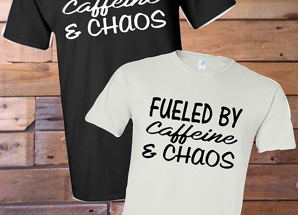 Fueled By Caffeine And Chaos!