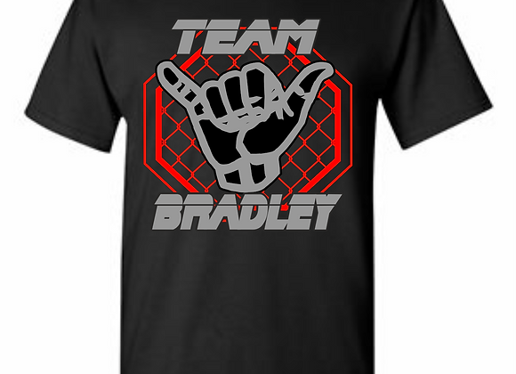 *Unavailable* Max Bradley fight shirt