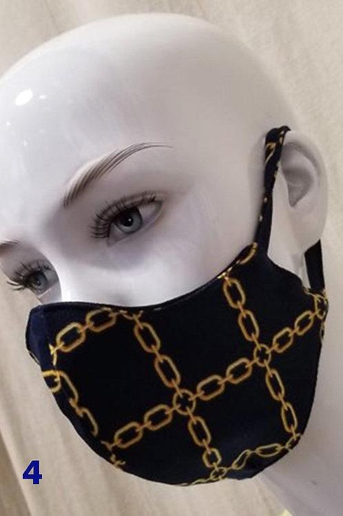 Multi Color Fashion Mask