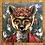 "Thumbnail: Frida Foxlo - 10""x 10"" art print"