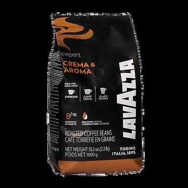 לוואצה Crema & Aroma