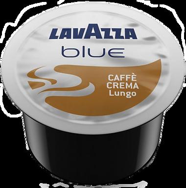 100 קפסולות קפה לוואצה Crema Lungo