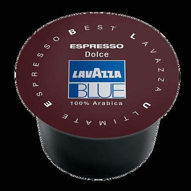 100 קפסולות קפה לוואצה בלו Dolce