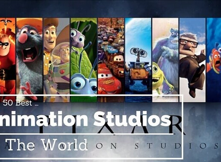 Top Cool Animation Studios to work with