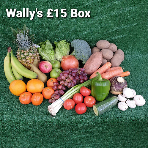 Wally's £15 Fruit & Veg