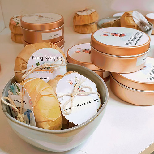 Solid Lotion Bar - Without Tin