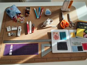 Les bons outils font les bonnes couturières et bons couturiers !
