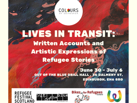 Our 2019 Exhibition: Lives In Transit