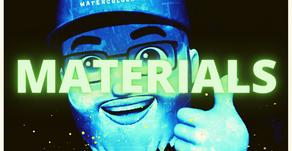 Episode 9 - Materials