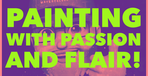 Episode 3 - Paint with Passion and Intuition