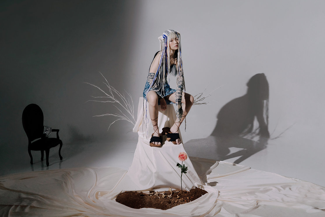 Kendrick Choo Anthropomorphic Lady