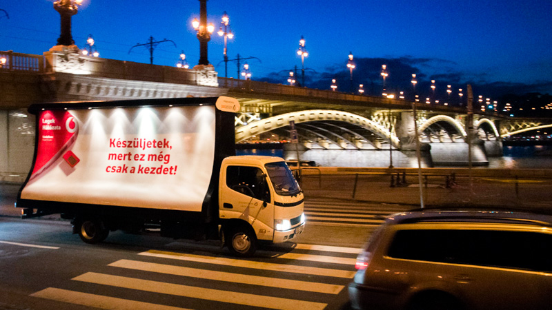 Mobile Billboard