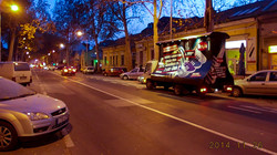 Mobil billboard