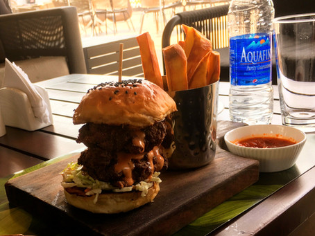 Pandemic living: The memory of Chef Imoteda's Chicken Burger gives me hope for the future