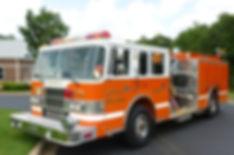 fire engine roebuck sc