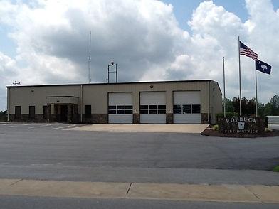 fire station roebuck sc