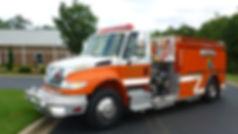 roebuck fire tanker
