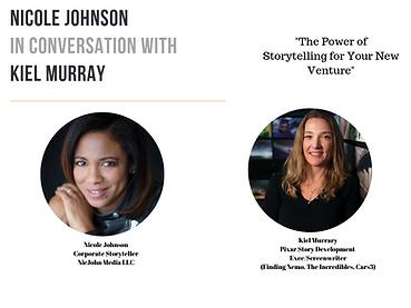 Nicole Johnson Corporate Storyteller Nic