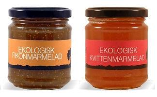ekologisk marmelad