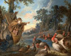 Alexis Peyrotte (1699 - 1769)