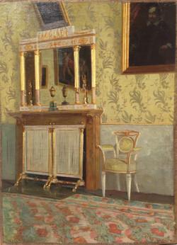 Ecole italienne, 1872