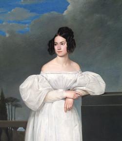Claude Marie Dubufe (1790 - 1864)