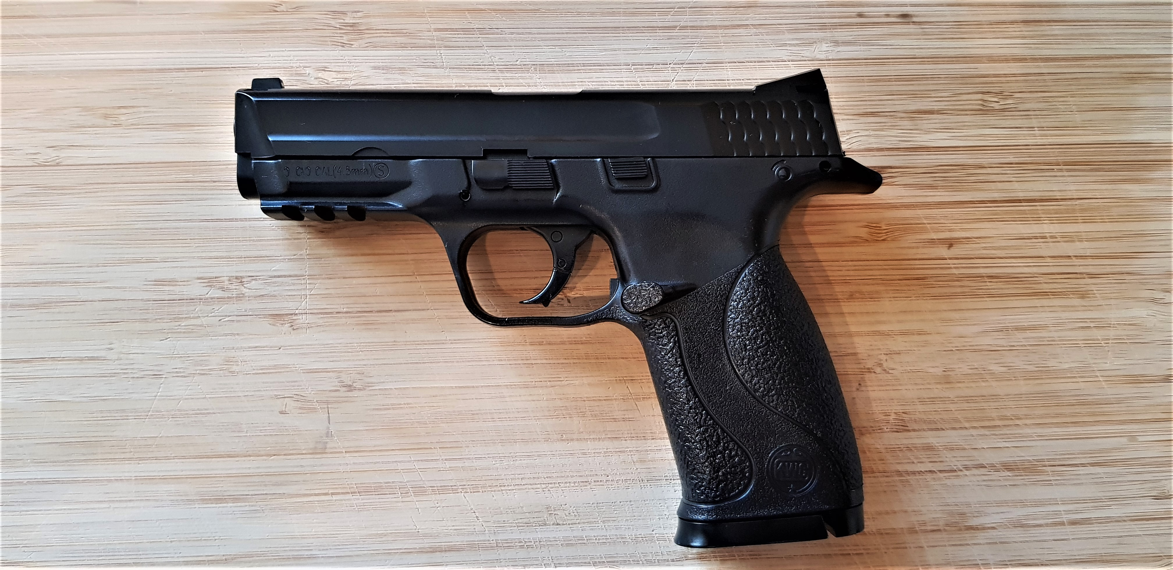 S&W M&P 9 (Prob Pistol)