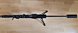 Bolt-Action Sniper Rifle -Blank Fire