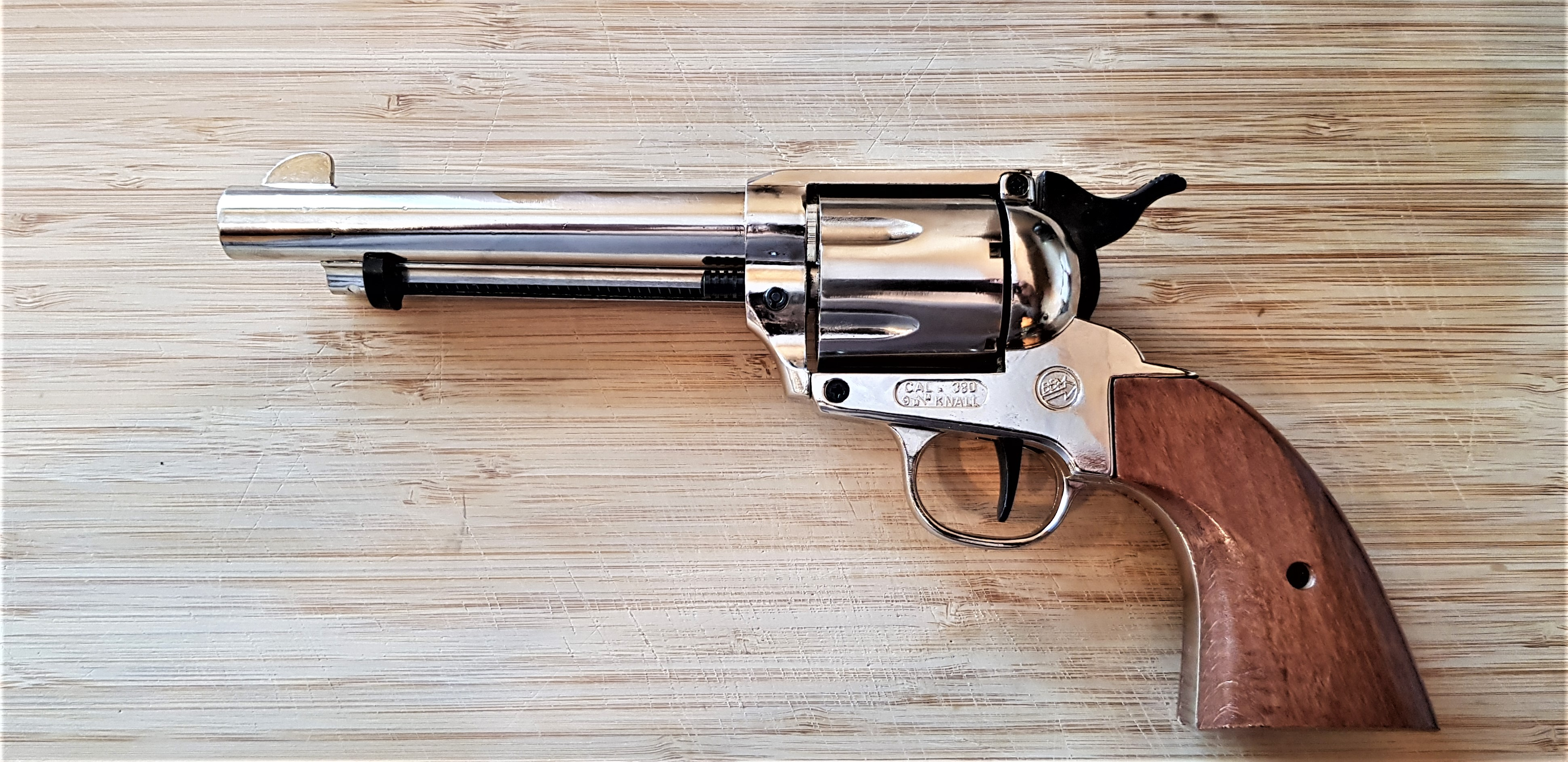 Colt Peacemaker Revolver -Blank Fire