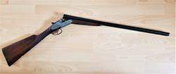 Double Barrel Shotgun (Blank Fire)