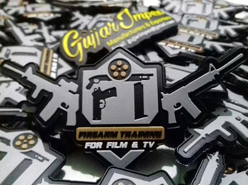 FT4FT Tactical Velcro PATCH to put on your clothes or kit